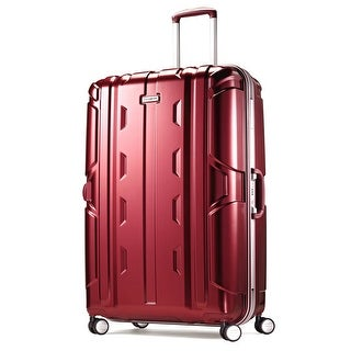 Samsonite Cruisair DLX Hardside 30 Inch Spinner, Burgundy