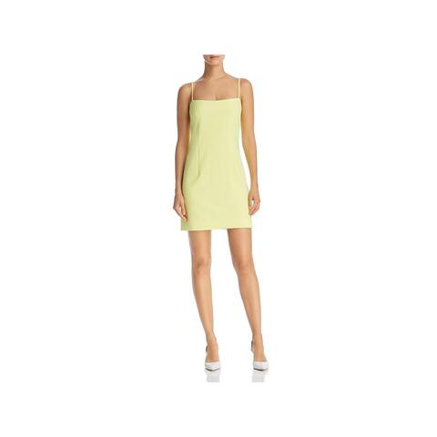 Milly Womens Party Dress Neon Slip