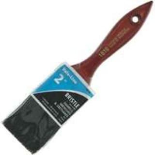 "Linzer 1610 Valu Line Black Chinese Bristle Varnish/Wall Brush, 2"""