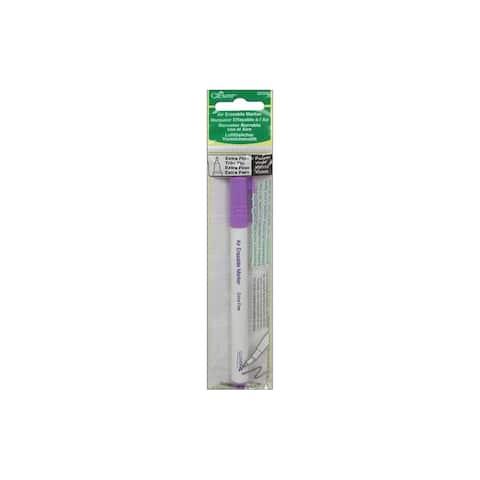 Clover Air Erasable Marker Extra Fine Purple