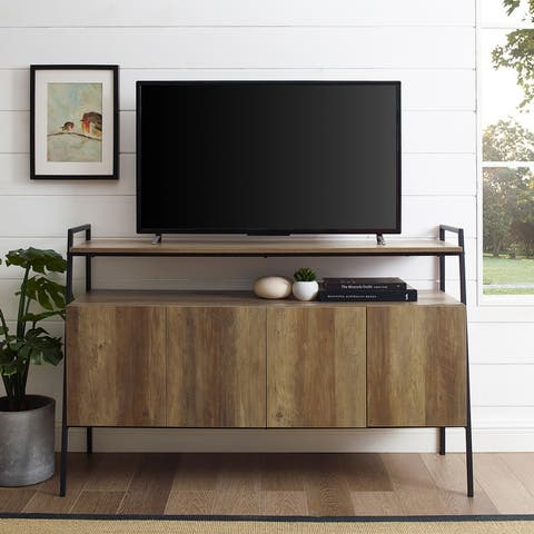 Carbon Loft Lahuri 52-inch Modern TV Stand Console