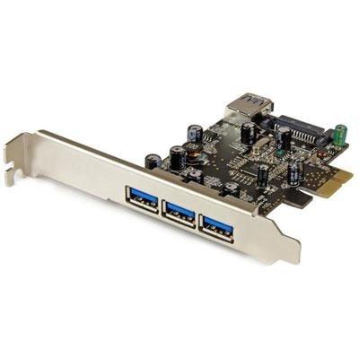 Startech Pexusb3s42 4-Port Pci Express Usb 3.0 Card