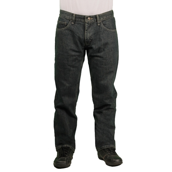 ab5341346 Shop Lee Dungarees Men's Straight Fit Jean - Free Shipping On Orders Over  $45 - Overstock - 16340944