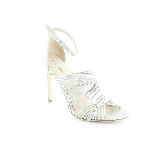 Via Spiga Dorian Women's Heels Platinum