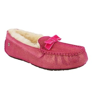 Ugg Youth Annmarie Slippers Fuscia 13