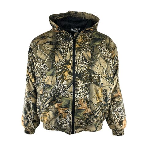 American Outback Camo Winter Jacket