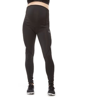 COURAGE Maternity Active Legging  with fold over panel