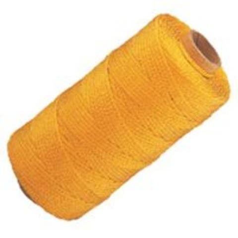 Mintcraft 16852 Nylon Mason Line, 250', Yellow
