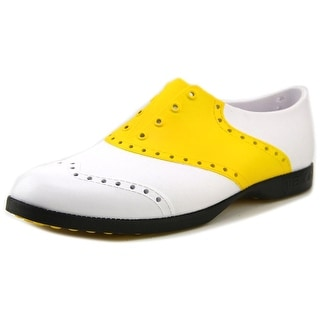 Biion The Saddles Round Toe Synthetic Oxford