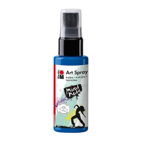 Marabu m12099005057 art spray gentian