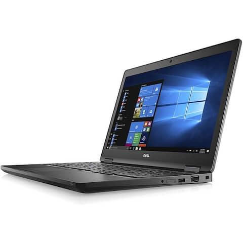 """Dell Precision 3520 Core i7-7700HQ 16GB 500GB 15.6"""" Win10 (Refurbished B Grade)"""