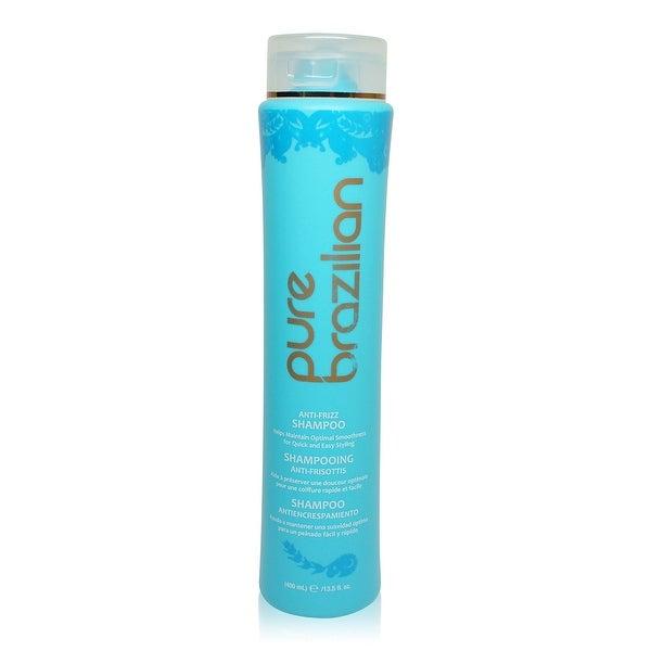 pure brazilian Anti-Frizz Shampoo 13.5 Oz