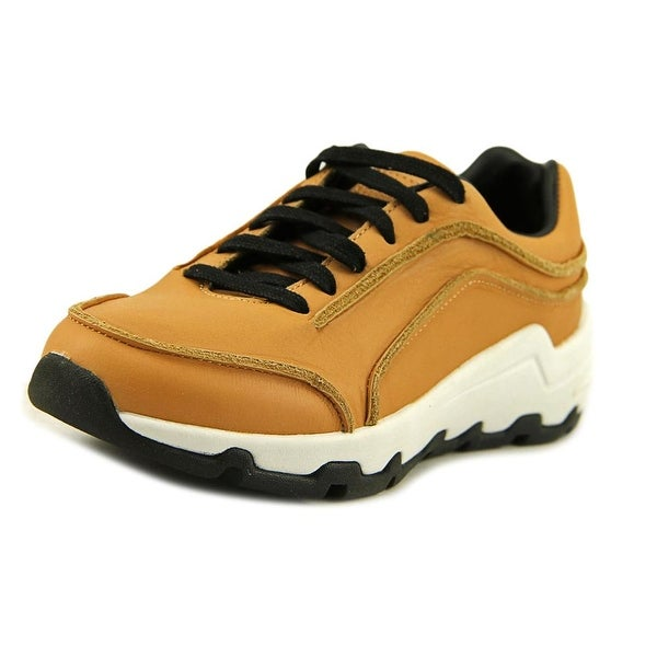 Opening Ceremony Iggie Women Tan/Black/White Sneakers Shoes