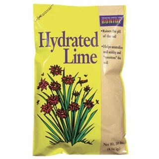 Bonide 97980 Hydrated Lime, 10 Lbs.