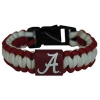 University of Alabama Rope Bracelet