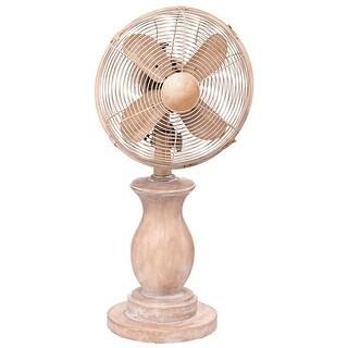 """Deco Breeze DOH2983 10"""" Table Fan Serene"""