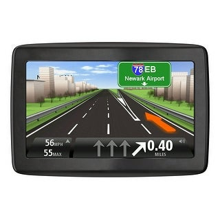 TomTom VIA 1405M 4.3-Inch Portable GPS Navigator with Lifetime Maps