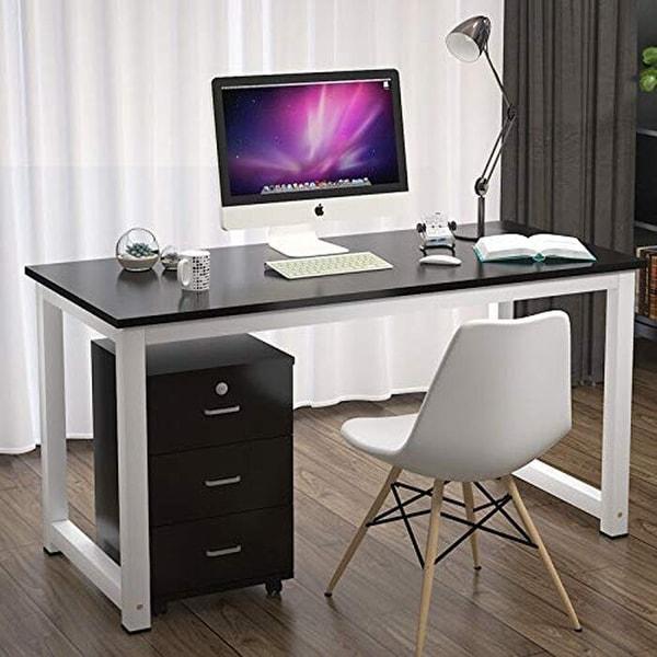 Porch & Den Catalina Wooden Office Furniture Computer Desk. Opens flyout.