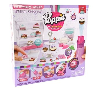 Shopkins Pop N Display Bakery Activity Pack - multi