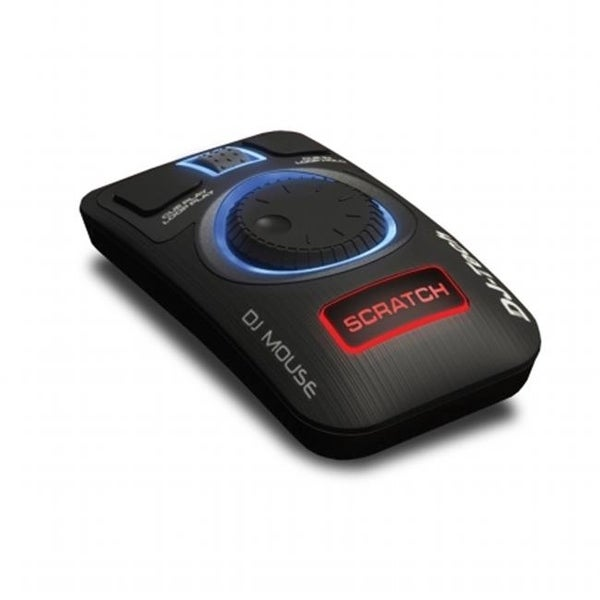 MP3 Mixing Software Kit Includes Software Mouse and Scratch Mat