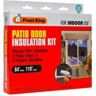"Frost King V76H Patio Door Insulator Kits, 84"" x 110"""