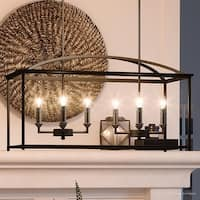 """Luxury Moroccan Chandelier, 16.5""""H x 30.125""""W, with Traditional Style, Olde Bronze Finish by Urban Ambiance"""