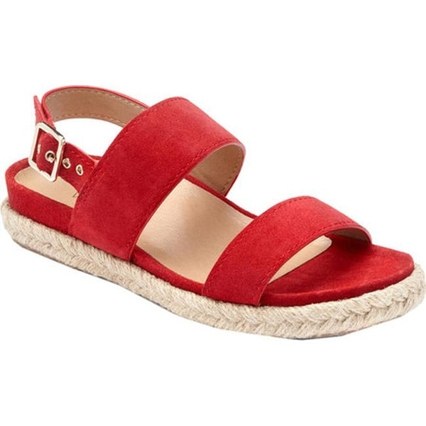 2b14582b777e Shop Vionic Women s Lonny Sandal Red - Free Shipping Today - Overstock.com  - 18841812