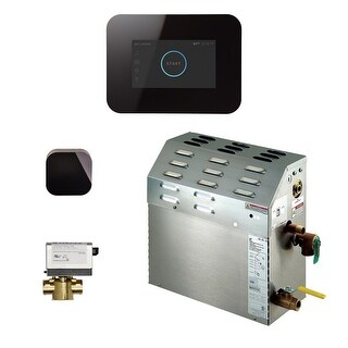 Mr Steam 150C1AI3 iTempo Steam Shower Package with 240V Steam Generator