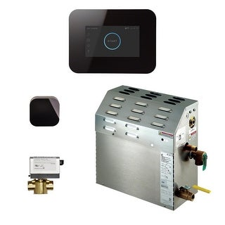 Mr Steam 400C1AI3 iTempo Steam Shower Package with 240V Steam Generator - N/A