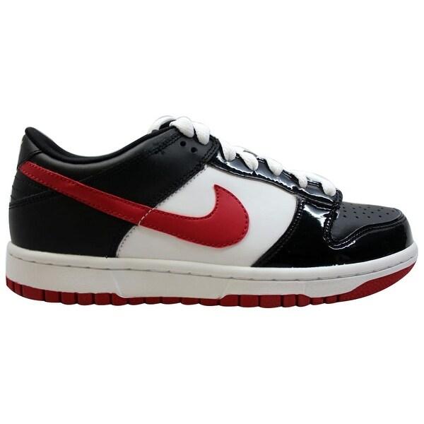 dae8d68858c2c3 Nike Dunk Low Black Varsity Red-White-Varsity Maize 310569-061 Grade. Click  to Zoom