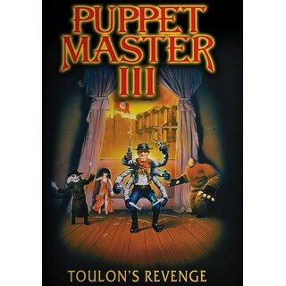Puppet Master III: Toulon's Revenge DVD - multi