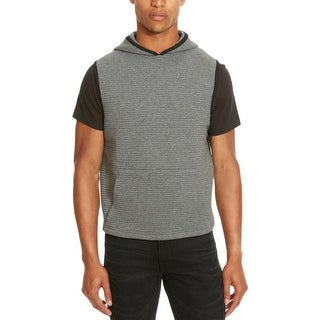 Kenneth Cole Reaction Mens Vest Flannel Quilted