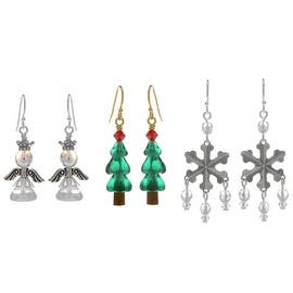 Classic Christmas Earring Set - Exclusive Beadaholique Jewelry Kit|https://ak1.ostkcdn.com/images/products/is/images/direct/4aac0151de3c336e8cac07459b30c8261ff00325/Classic-Christmas-Earring-Set---Exclusive-Beadaholique-Jewelry-Kit.jpg?impolicy=medium