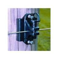 Zareba IWTPLB-Z Electric Fence Insulators, Black