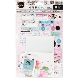 My Prima Planner Goodie Pack Embellishments-Inspiration