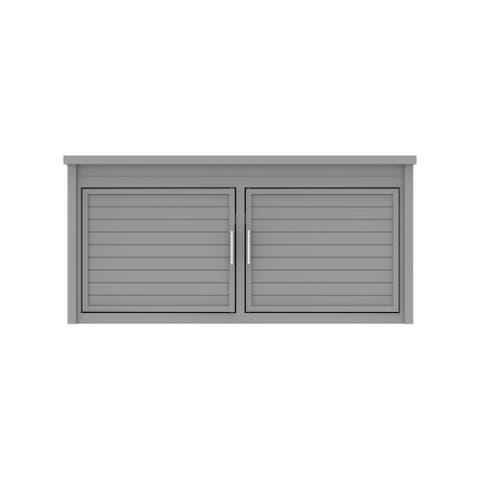 "ECOFLEX® 48"" Furniture Style Pet Storage 2-Door Cabinet"