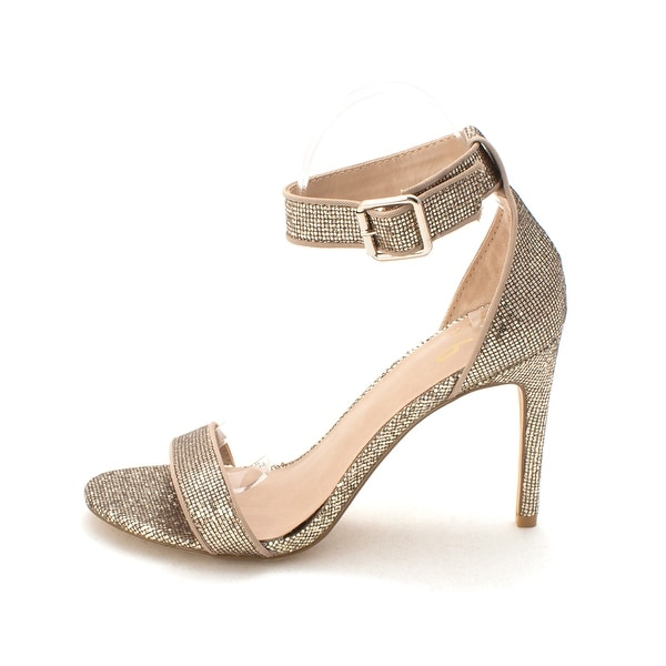 278ca54fb47 Shop Mix No 6 Womens Laela Open Toe Special Occasion Ankle Strap Sandals -  Free Shipping On Orders Over  45 - Overstock - 21154623