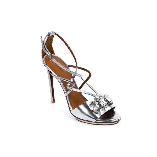 Shop Roberto Cavalli Womens Silver
