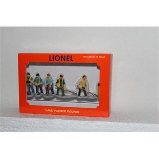 Lionel LIO83171 MOW Workers Figure Pack