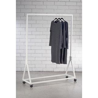Link to White Metal Garment Floor Rack Similar Items in Laundry