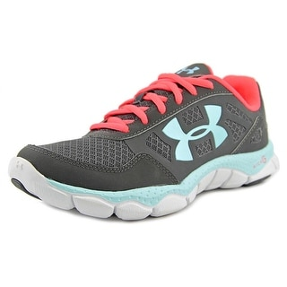 Under Armour UA W Engage BL H Round Toe Synthetic Running Shoe