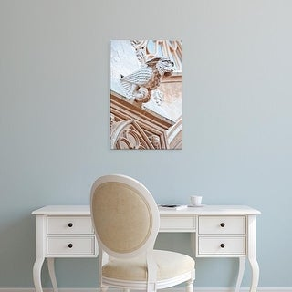 Easy Art Prints Rob Tilley's 'Gargoyle' Premium Canvas Art