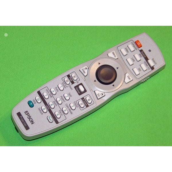 Epson Projector Remote Control Shipped With: PowerLite Pro Z8450WUNL Z8455WUNL