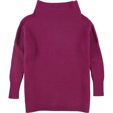 Free People Womens Ottoman Slouchy Tunic Sweater
