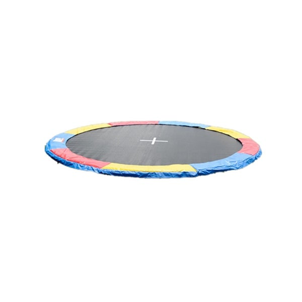 14 Ft Trampoline Safety Pad Epe Foam Spring: Shop Gymax 14 FT Trampoline Safety Pad EPE Foam Spring