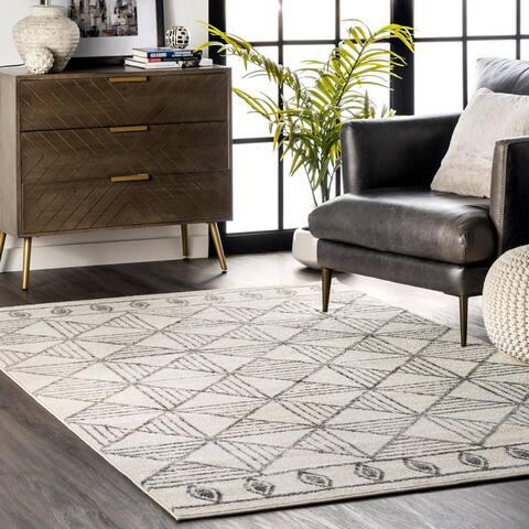 NuLOOM Aria Geometric Tiles Area Rug