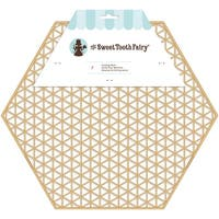 Sweet Tooth Fairy Cooling Rack- Gold