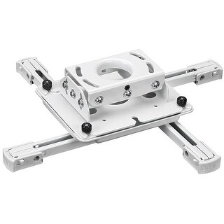 Chief Rpauw Universal Inverted Lcd/Dlp Projector Ceiling Mount-White