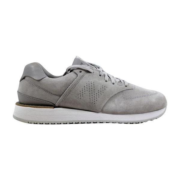 0983a9018078e Shop New Balance Women's Suede 745 Grey WL745GY Size 9 - Free ...