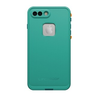 Lifeproof FRE SERIES Waterproof Case for iPhone 7 Plus - Sunset Bay (Light Teal)